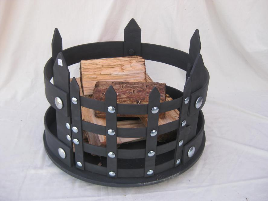 Custom Designed Fire Baskets